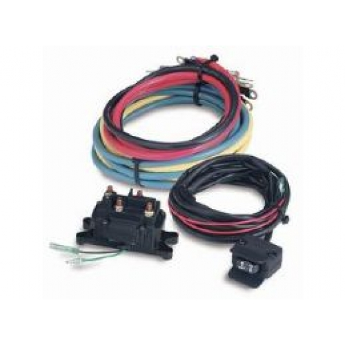 Warn Winch Wiring Upgrade Kit